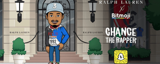 Ralph Lauren customer experience example