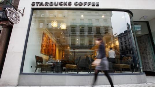 Starbucks customer experience example