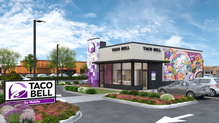 Taco Bell customer experience example