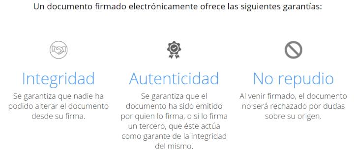 firma con certificado digital