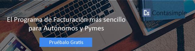 El programa de facturacion mas sencillo para autonomos y pymes