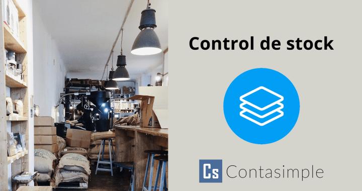 Como hacer control de stock