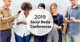 Social Media Conferences in 2019