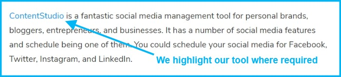 manage all social media - ContentStudio