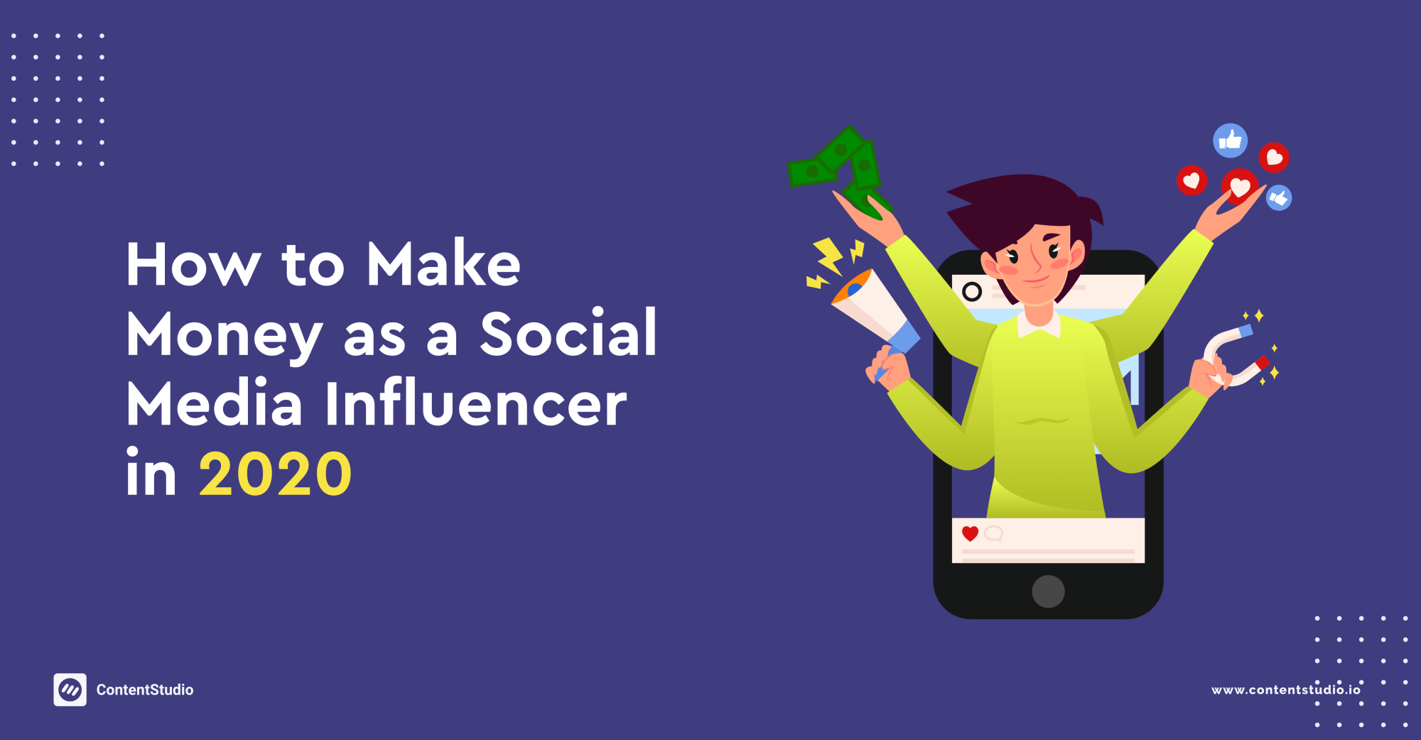How to Make Money as a Social Media Influencer in 2020