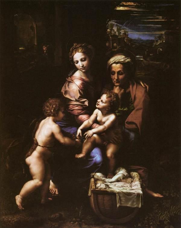 Top Three Artworks Families Prado Context