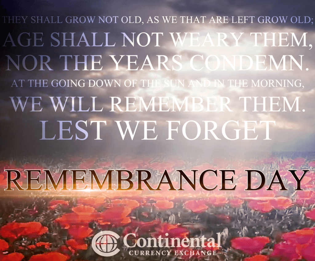This Remembrance Day