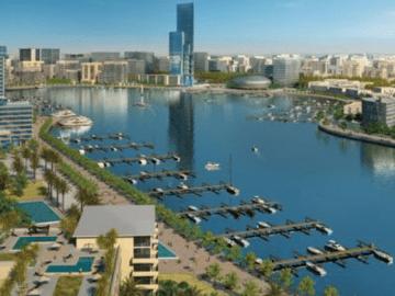 Tunis Bay une ville nouvelle, un hub financier, 16000 emplois à la clé