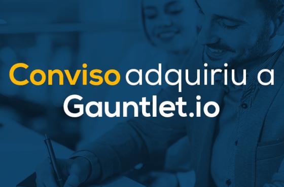 Conviso adquiriu a Gauntlet