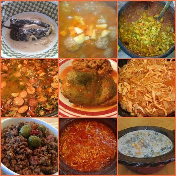 Guisados mexicanos en Cookpad
