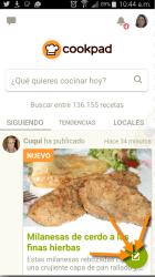 Cómo publicar recetas en Cookpad