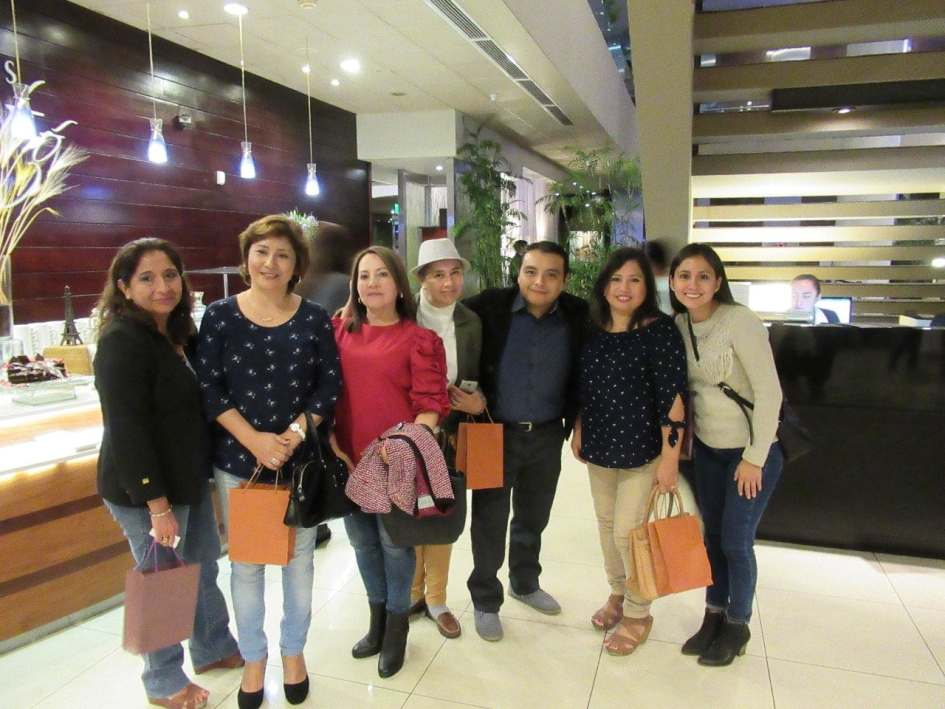 Encuentro de los autores peruanos en Lima
