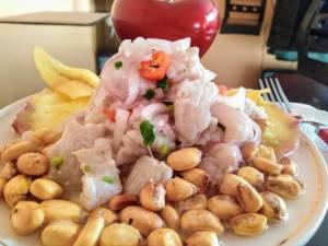 Recetas de ceviche peruano