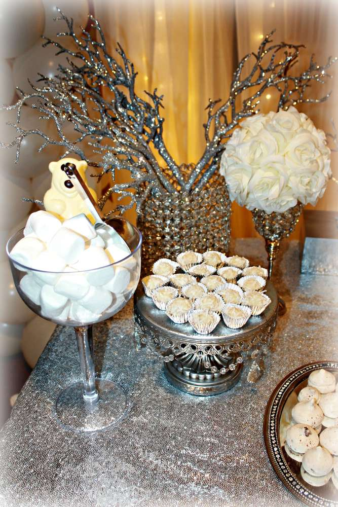 Cool Party Favors Winter Themed Birthday Party