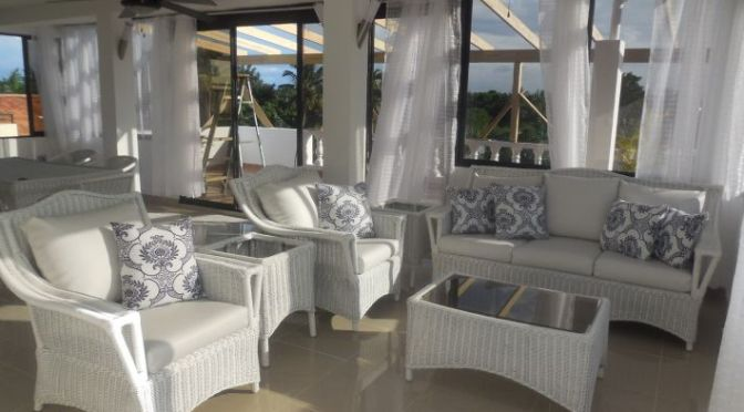 Deal of the Year – Open and Airy, Cabarete 2 Bdrm Penthouse Under 120K!!!!
