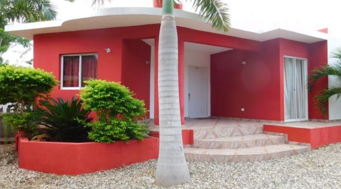 Two bedroom duplex Villa in Sosua …