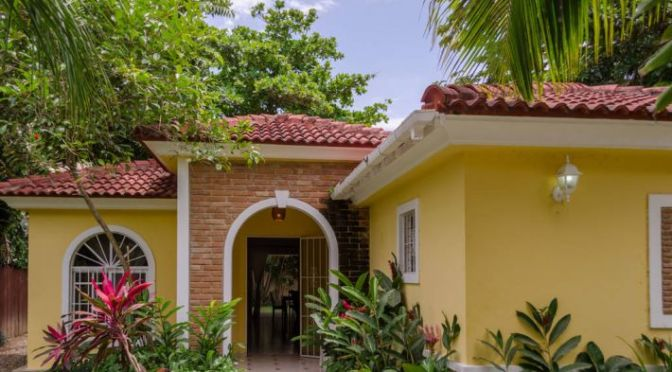 $US169k for a 3 bedroom Villa close to the beach …