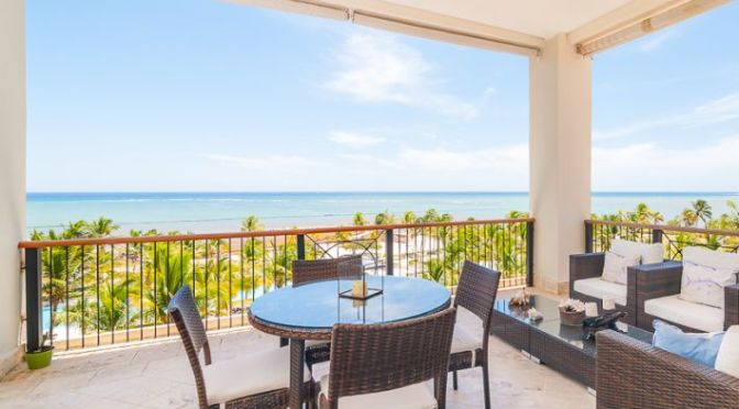 3 bed Aquamarina beach condo