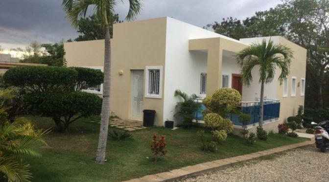 Lovely 3 bedroom house in Sosua $US185000
