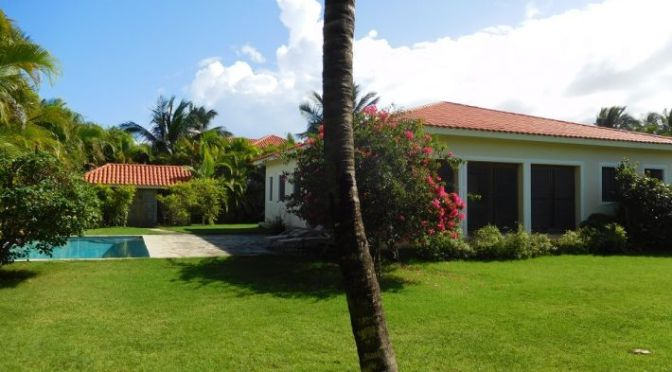 Close to the beach ! Cabarete $US250,000