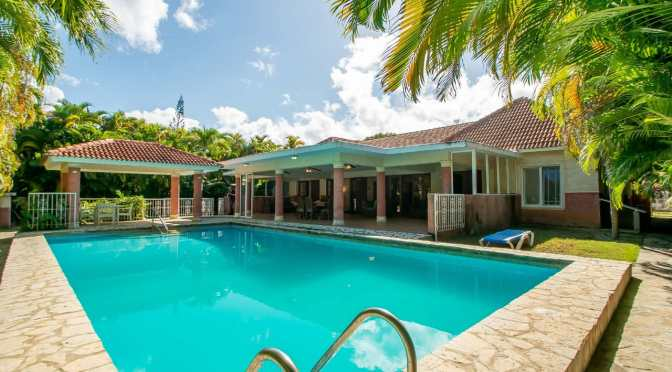 5 bed Fantastic offer Cabarete Gated Community $US 360,000