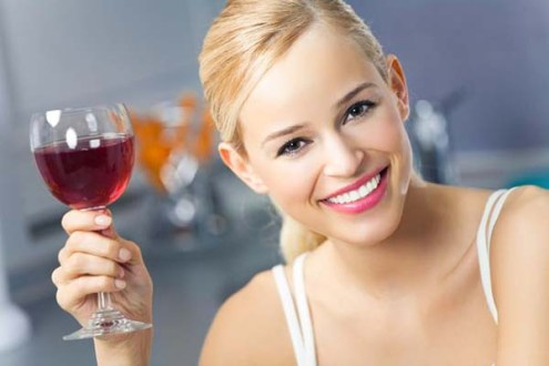 The Wine Lover's Guide to Healthy Teeth