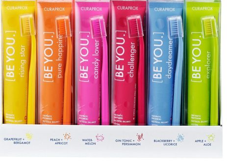 [ BE YOU ] Express Yourself – The new toothpaste for each mood!