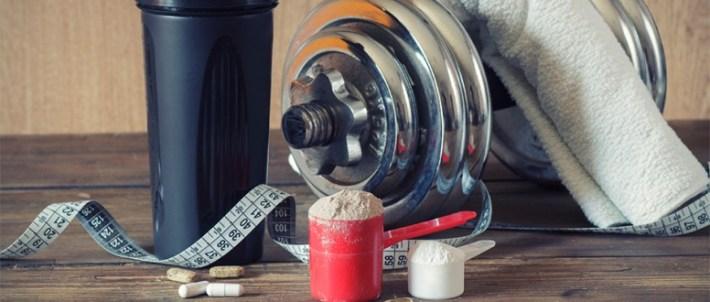 المكملات الغذائية للرياضيين