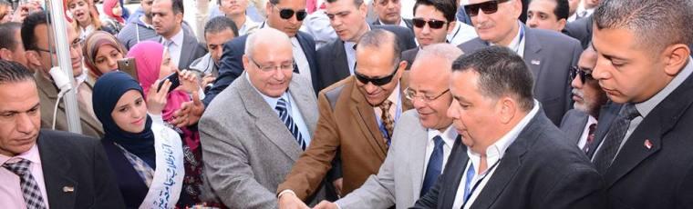 كورسييز فى جامعة عين شمس