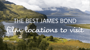 James Bond film locations