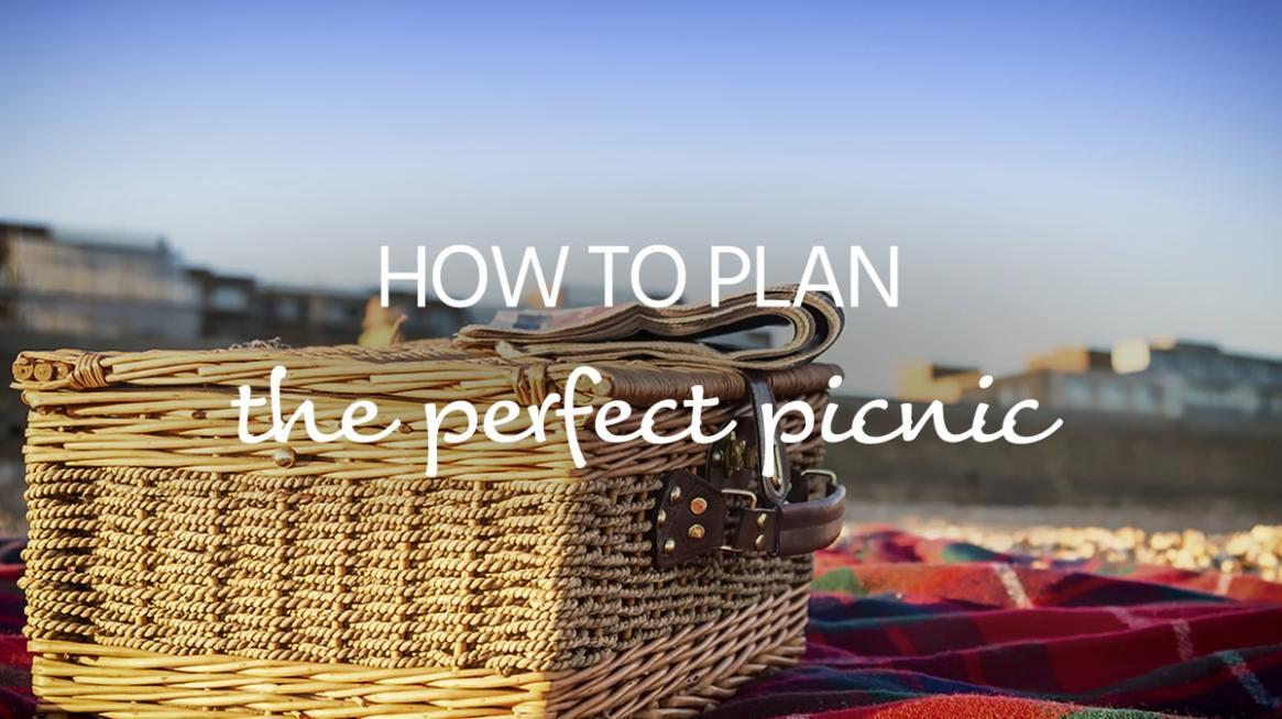 Plan the perfect picnic.
