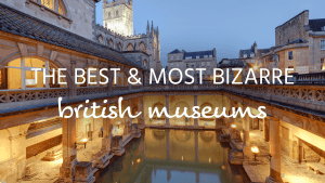 British museums header