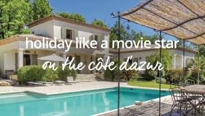 holiday like a movie star