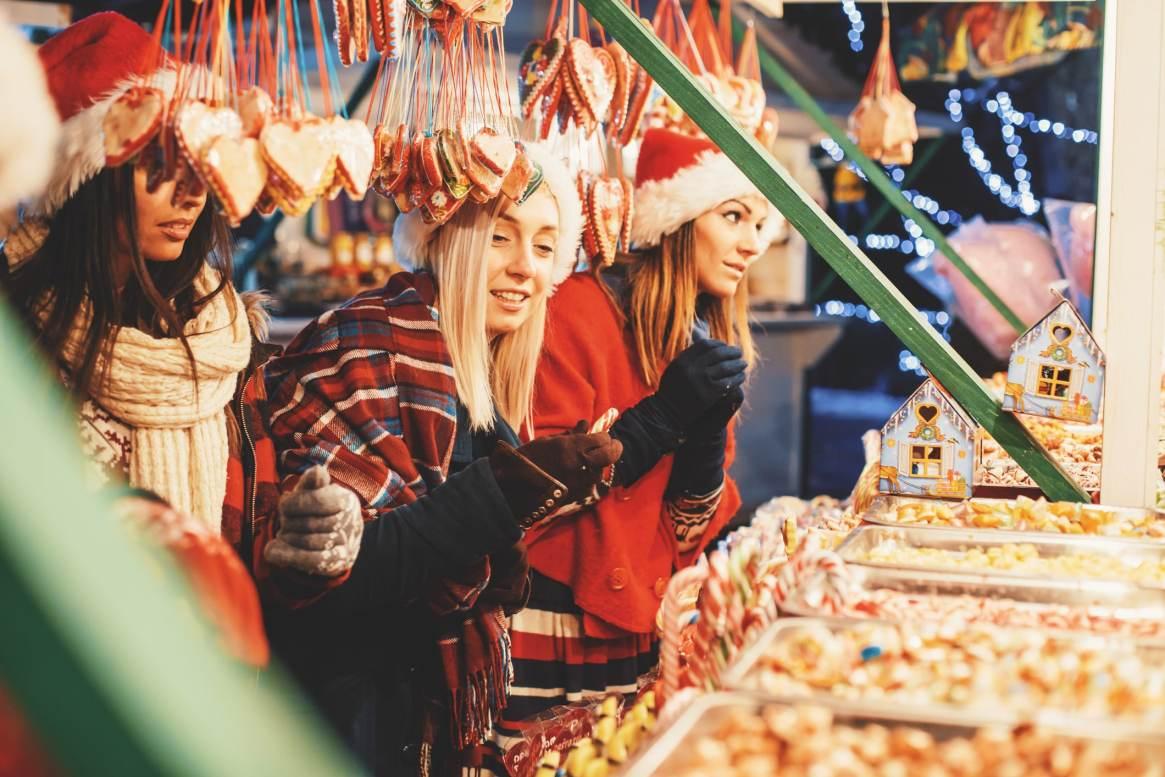 Oxford Xmas market