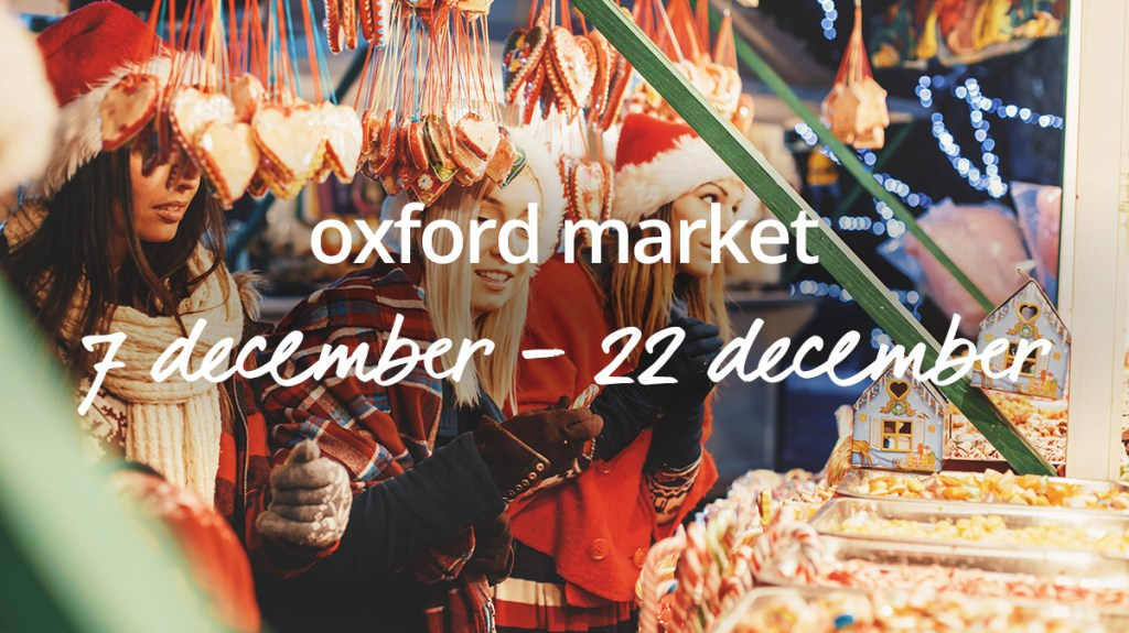 Book a Christmas market break in Oxford with cottages.com