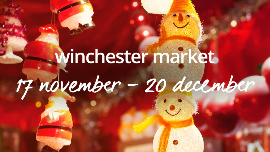 Book a Christmas market break in Winchester with cottages.com