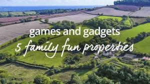 Family fun holidays