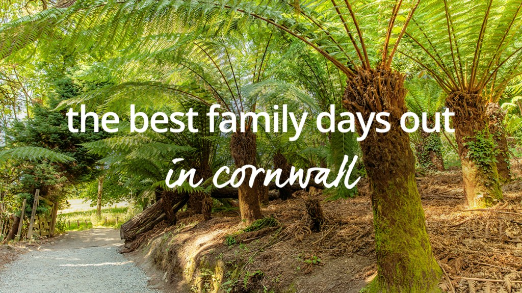 Family-friendly days out in Cornwall