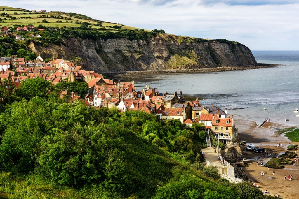 Robin Hoods Bay holiday