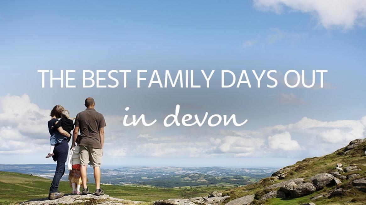 Best family days out in Devon header