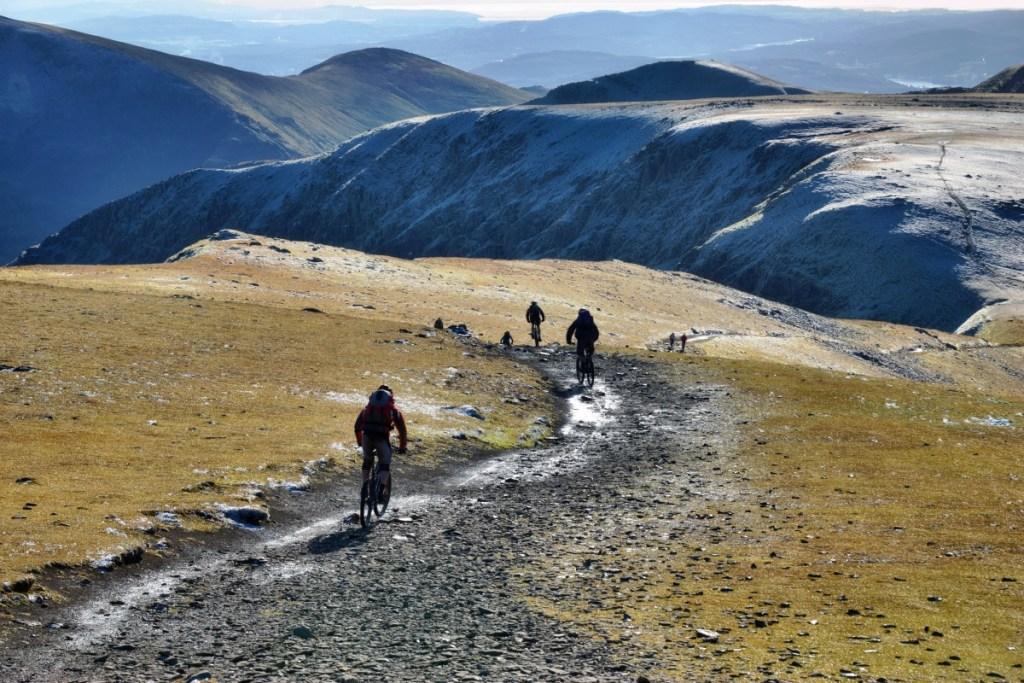 Lake District cycling