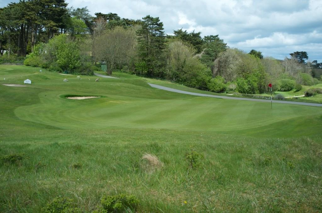 St Enodoc golf course Rock,Wadebridge