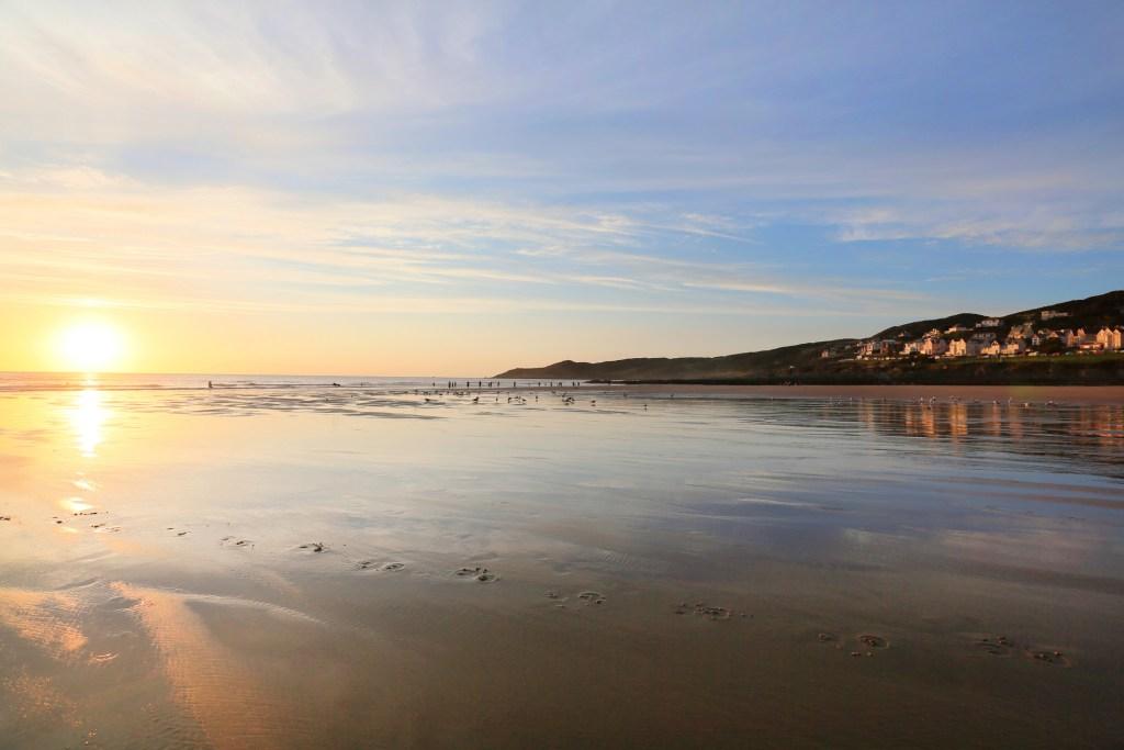 Dog friendly beach Devon