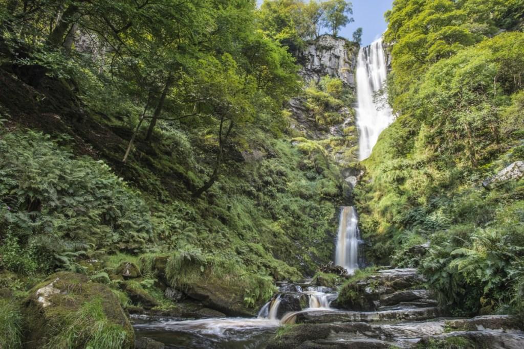 Pistyll Rhaeadr, Powys