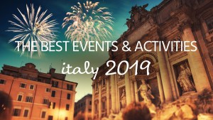 Italy events 2019
