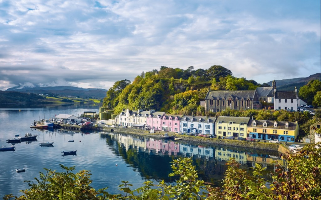 Scottish Isles summer