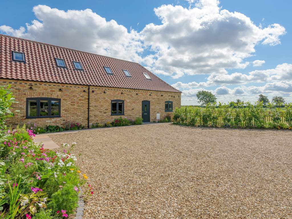 Red Oak Barn near Lincoln, Lincolnshire
