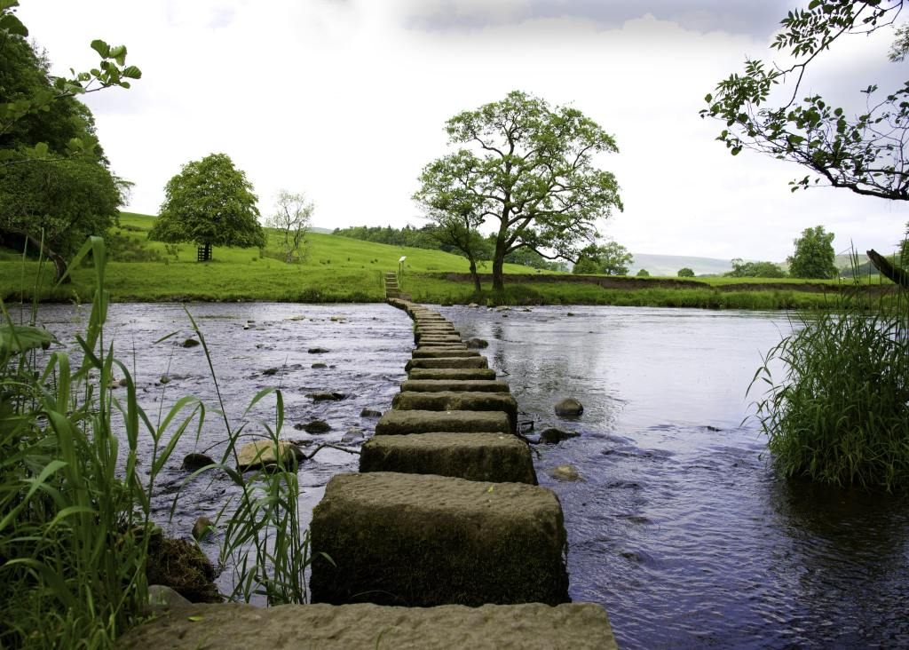 Ribble Valley river