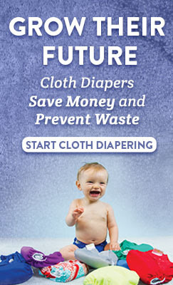 Cloth Diaper Beginner Pack Bundle - Get Started and Save Money!