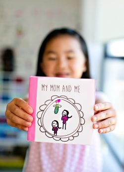 Mothers Day DIY Book